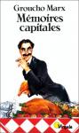 """Couverture du livre : """"Mémoires capitales"""""""