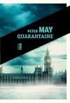 """Couverture du livre : """"Quarantaine"""""""