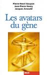 """Couverture du livre : """"Les avatars du gène"""""""