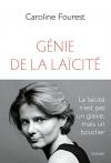"""Couverture du livre : """"Génie de la laïcité"""""""