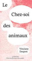 """Couverture du livre : """"Le chez-soi des animaux"""""""