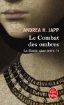 """Couverture du livre : """"Le combat des ombres"""""""