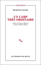 """Couverture du livre : """"Un camp très ordinaire"""""""