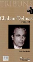 """Couverture du livre : """"Chaban-Delmas"""""""