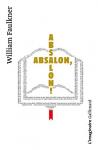 """Couverture du livre : """"Absalon ! Absalon !"""""""