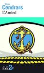 """Couverture du livre : """"L'amiral"""""""