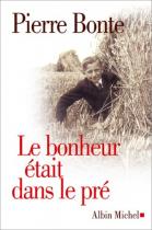"""Couverture du livre : """"Le bonheur était dans le pré"""""""
