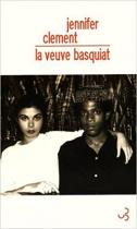 """Couverture du livre : """"La veuve Basquiat"""""""
