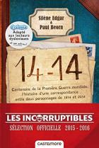 """Couverture du livre : """"14-14"""""""