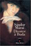 """Couverture du livre : """"Divorce à Buda"""""""