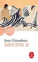 """Couverture du livre : """"Amphitryon 38"""""""