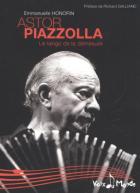 """Couverture du livre : """"Astor Piazzolla"""""""