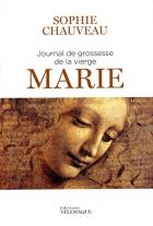 """Couverture du livre : """"Le journal de grossesse de la Vierge Marie"""""""