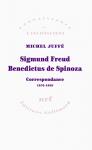 "Couverture du livre : ""Sigmund Freud, Benedictus de Spinoza"""
