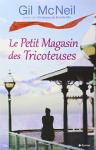 """Couverture du livre : """"Le petit magasin des tricoteuses"""""""