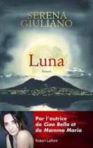 """Couverture du livre : """"Luna"""""""