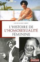 """Couverture du livre : """"L'histoire de l'homosexualité féminine"""""""