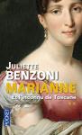 """Couverture du livre : """"Marianne et l'inconnu de Toscane"""""""