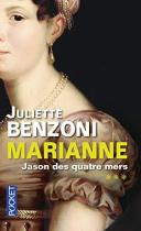 """Couverture du livre : """"Jason des quatre mers"""""""
