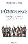 """Couverture du livre : """"Le compagnonnage"""""""