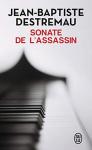 """Couverture du livre : """"Sonate de l'assassin"""""""