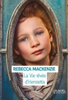 """Couverture du livre : """"La vie rêvée d'Henrietta"""""""