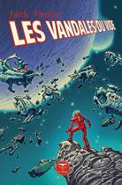 """Couverture du livre : """"Les vandales du vide"""""""