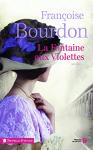 """Couverture du livre : """"La fontaine aux violettes"""""""