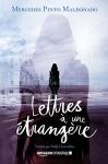 """Couverture du livre : """"Lettres à une étrangères"""""""