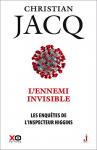 """Couverture du livre : """"L'ennemi invisible"""""""