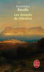 """Couverture du livre : """"Les amants de Gibraltar"""""""