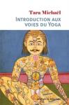 """Couverture du livre : """"Introduction aux voies du yoga"""""""