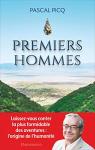 """Couverture du livre : """"Premiers hommes"""""""
