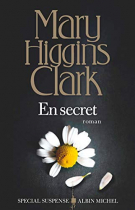 """Couverture du livre : """"En secret"""""""