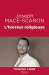 """Couverture du livre : """"L'horreur religieuse"""""""