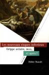 """Couverture du livre : """"Les nouveaux risques infectieux"""""""