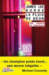 """Couverture du livre : """"La pluie de néon"""""""