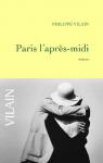 """Couverture du livre : """"Paris l'après midi"""""""