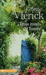 """Couverture du livre : """"Trois ronds de fumée"""""""