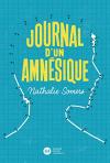 """Couverture du livre : """"Journal d'un amnésique"""""""