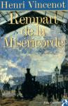 """Couverture du livre : """"Rempart de la miséricorde"""""""