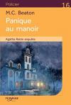 """Couverture du livre : """"Panique au manoir"""""""