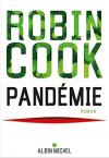 """Couverture du livre : """"Pandémie"""""""