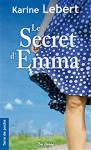 """Couverture du livre : """"Le secret d'Emma"""""""