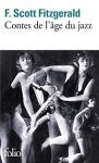 """Couverture du livre : """"Contes de l'âge du jazz"""""""