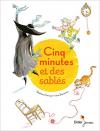 """Couverture du livre : """"Cinq minutes et des sablés"""""""
