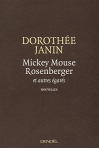 "Couverture du livre : ""Mickey Mouse Rosenberger"""