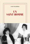 """Couverture du livre : """"Un saint homme"""""""
