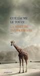 """Couverture du livre : """"La mort du taxidermiste"""""""