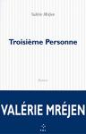 """Couverture du livre : """"Troisième personne"""""""